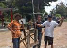 Foto : UPT TIK Untan dan ORARI Pontianak Bangun Repeater untuk Stasiun Uji Coba