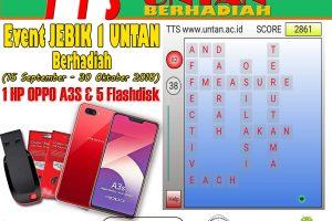 Lomba TTS Untan Berhadiah HP dan Flashdisk
