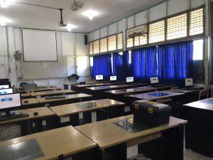 Fakultas Teknik UNTAN Ruang Informatika 1