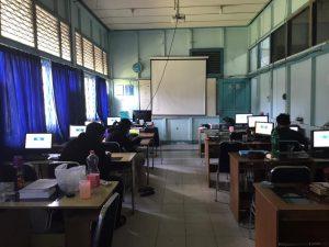 Fakultas Teknik UNTAN Ruang Informatika 2