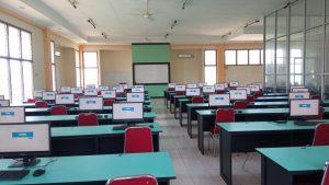 Ruang A1 Labkom Tes Uji Kompetensi