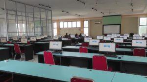 Ruang A2 Labkom Tes Uji Kompetensi